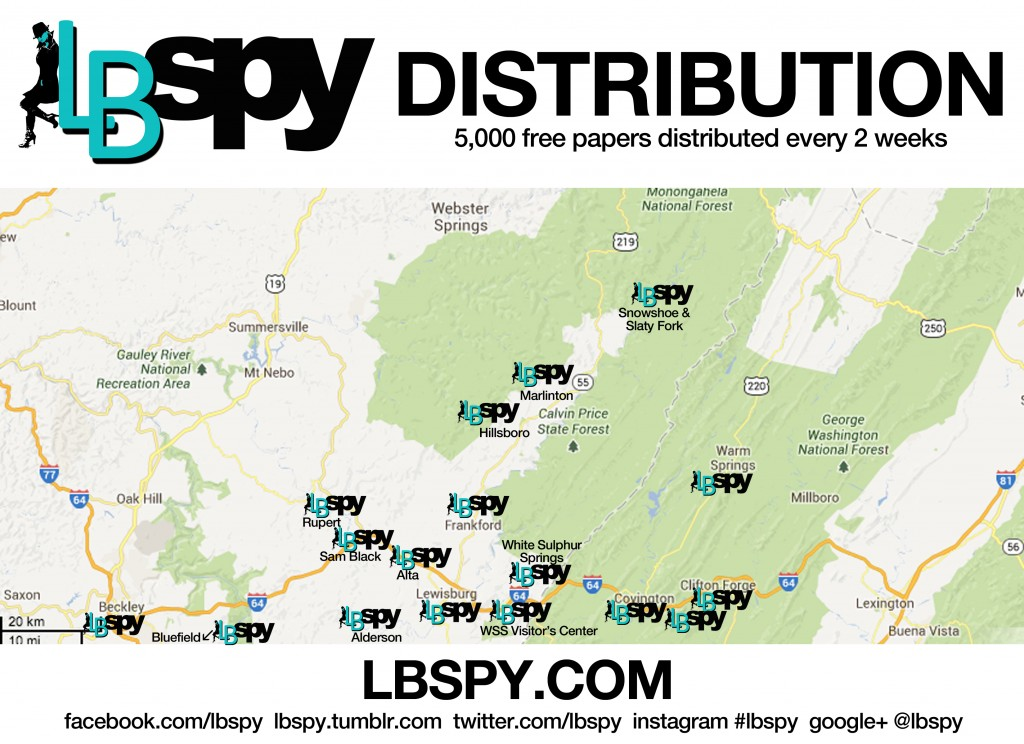 LBSPY Distribution