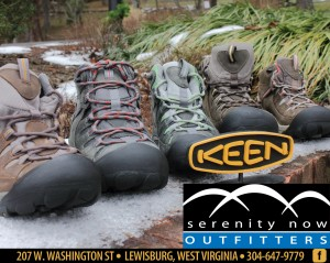 Serenity Now Outfitters Lewisburg WV