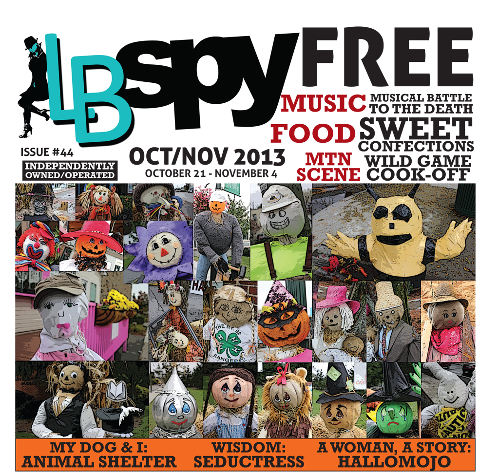 LBSPY 44 COVER