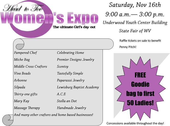 2013 Expo Flyer