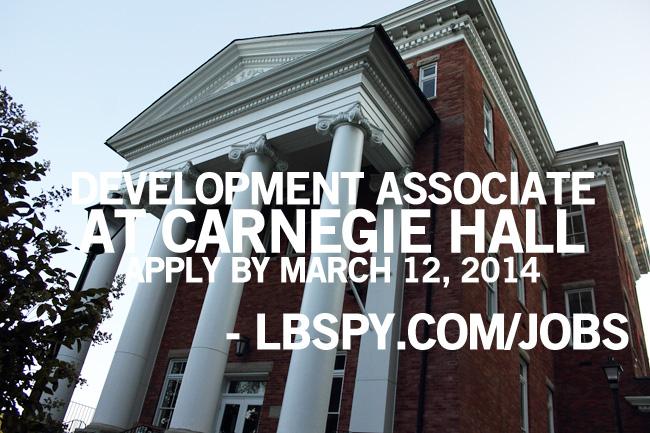 Carnegie Job