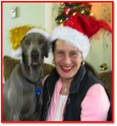 my dog and i december