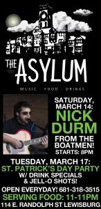 asylum march 2015