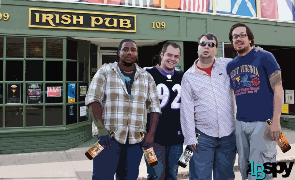 boatmen irish pub