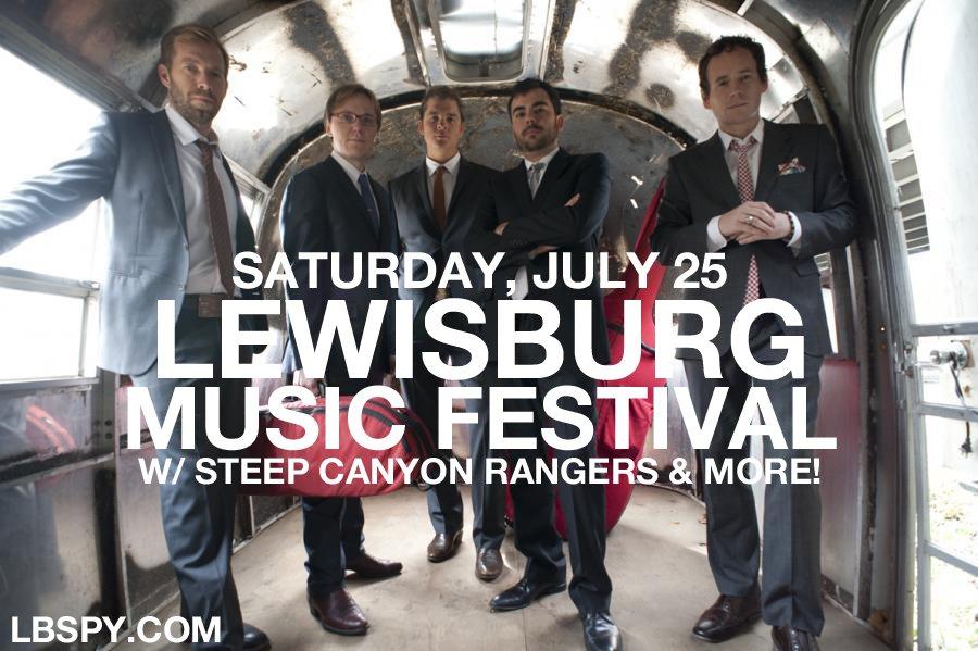 Lewisburg Music Fest LBSPY