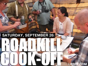 roadkill cookoff LBSPY