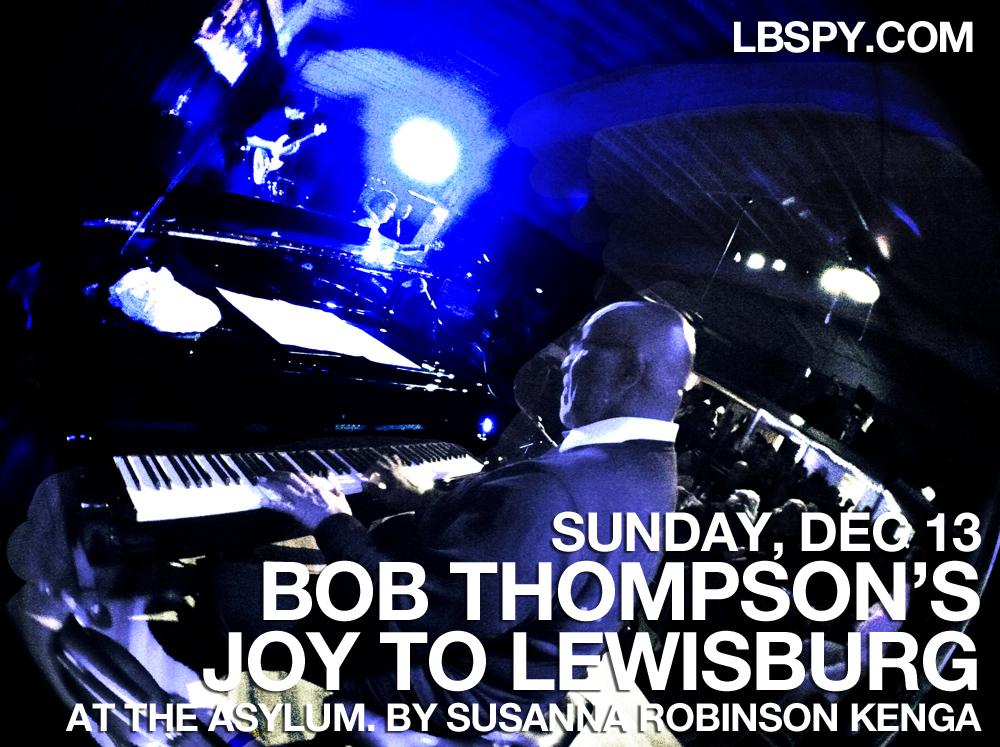 Bob Thompson 2015