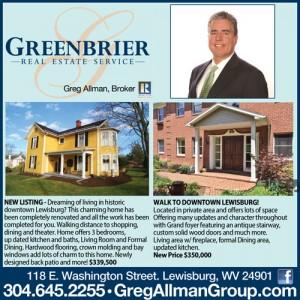 Greenbrier Real Estate 2015