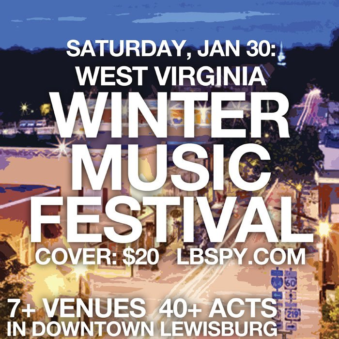 WV Winter Music Fest 2016