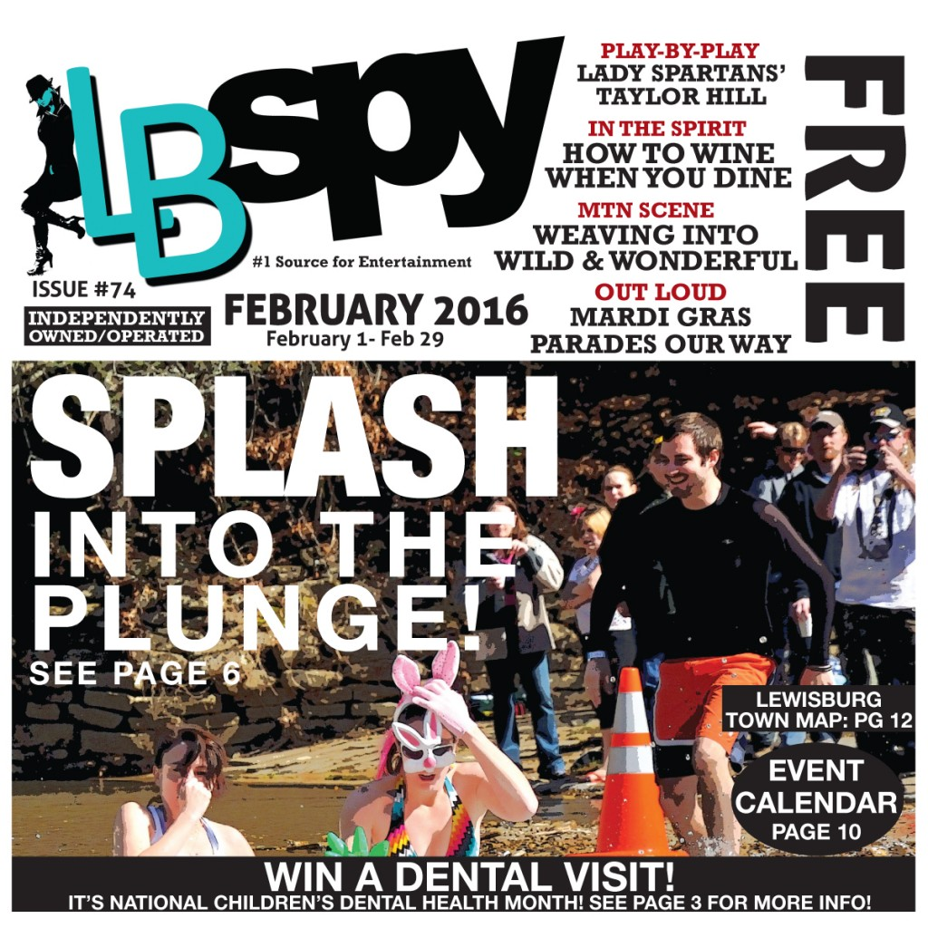 Splash into the Polar Bear Plunge w/ LBSPY. Lewisburg, WV