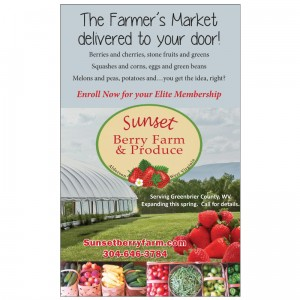 Sunset Berry Farm, WV