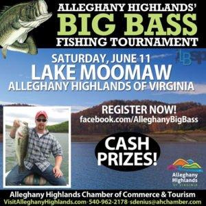 alleghany highlands big bass tournament