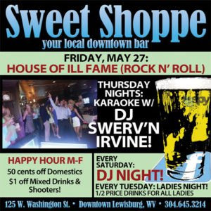 Sweet Shoppe Lewisburg, WV