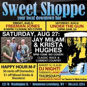 Sweet Shoppe Lewisburg WV