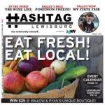 Hashtag Lewisburg WV August 2016