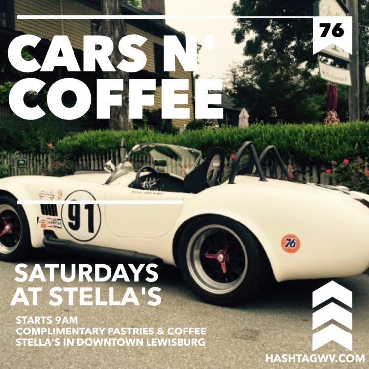 stellas cars n coffee lewisburg wv