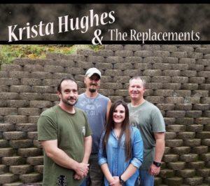Krista Hughes at Freshwater Folk Festival WSS WV