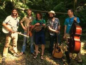 Trail Magic at Freshwater Folk Festival WSS WV