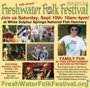 Freshwater Folk Festival WSS WV