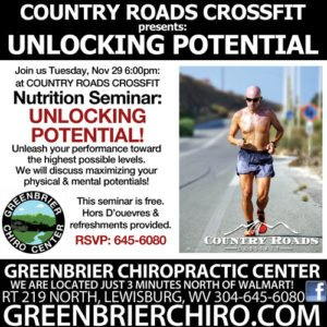 greenbrier chiropractic center