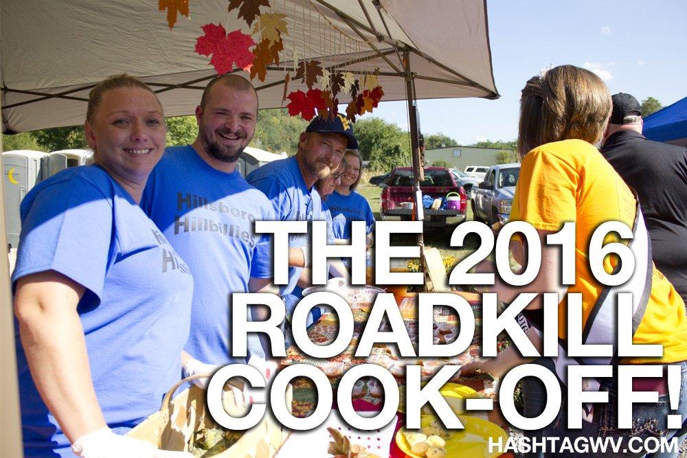Roadkill Cookoff Marlinton West Virginia
