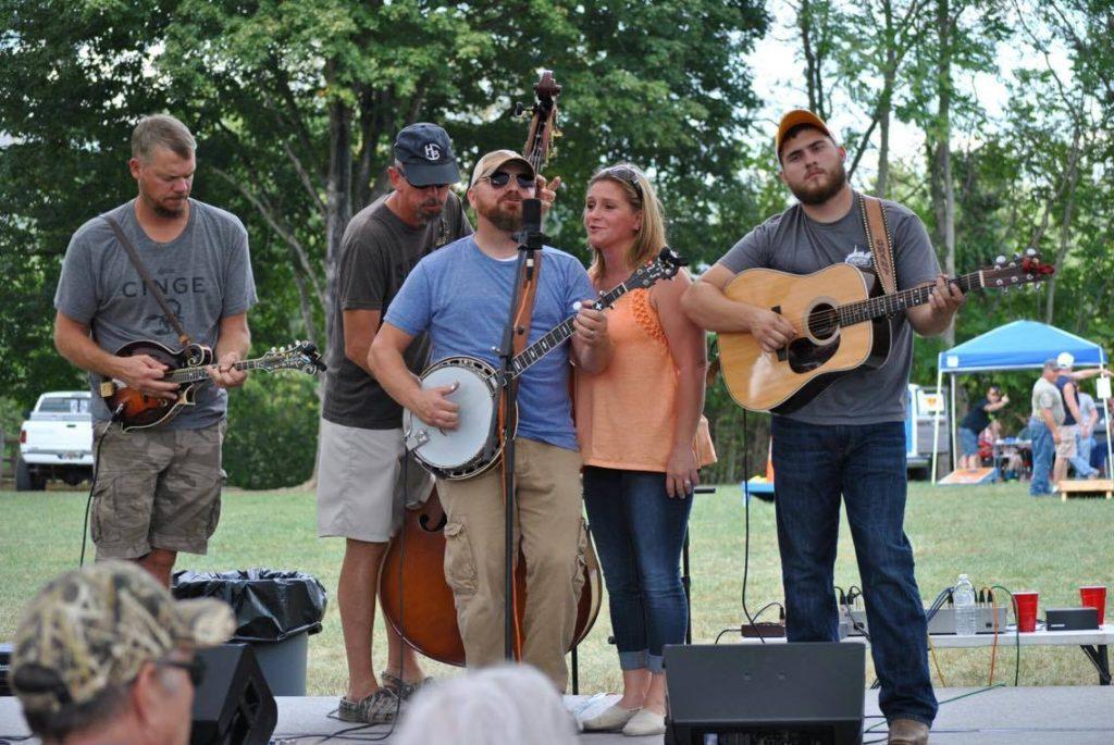half bad bluegrass band