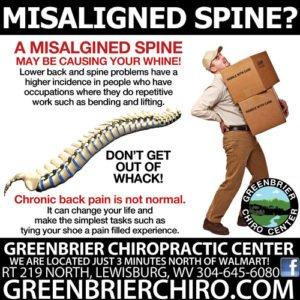 greenbrier-chiropractic center lewisburg wv