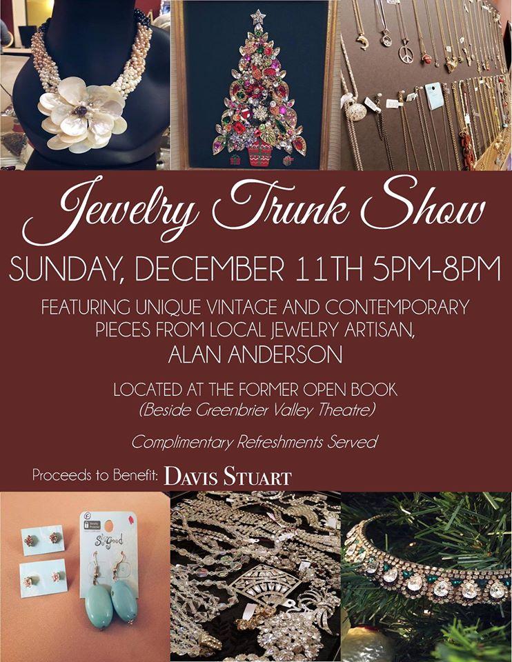 davis stuart jewelry-trunk-show