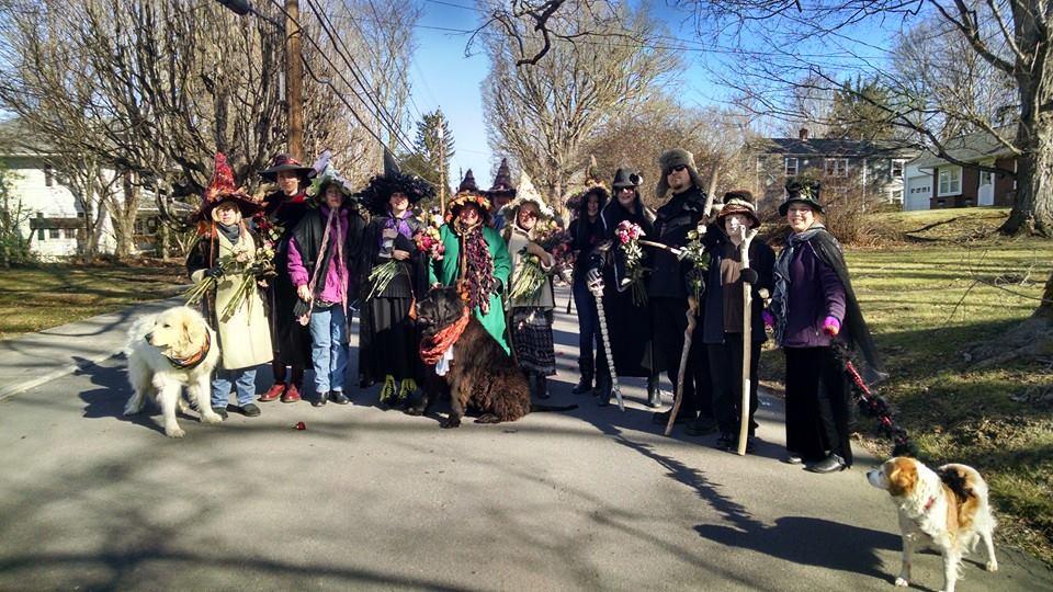 washington street witches lewisburg wv