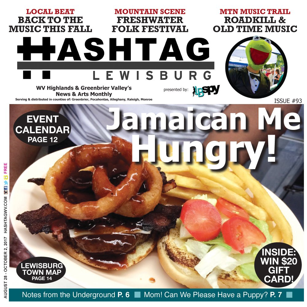 Good Eats Jamaican Me Hungry Hashtag Lewisburg Wv