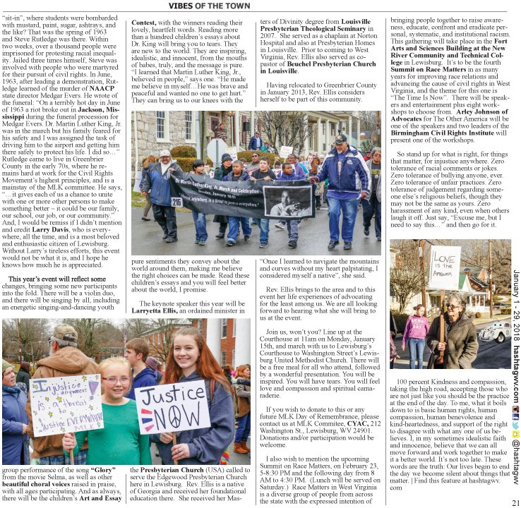 read past issue hashtag lewisburg wv city paper